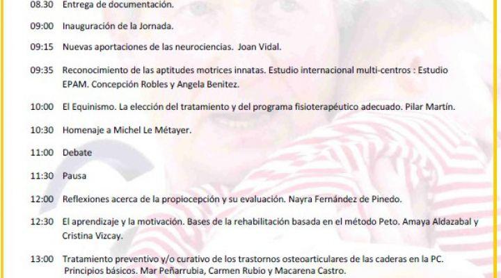 2ª Jornada de la SETMO : Ponencia del Dr. Joan Vidal