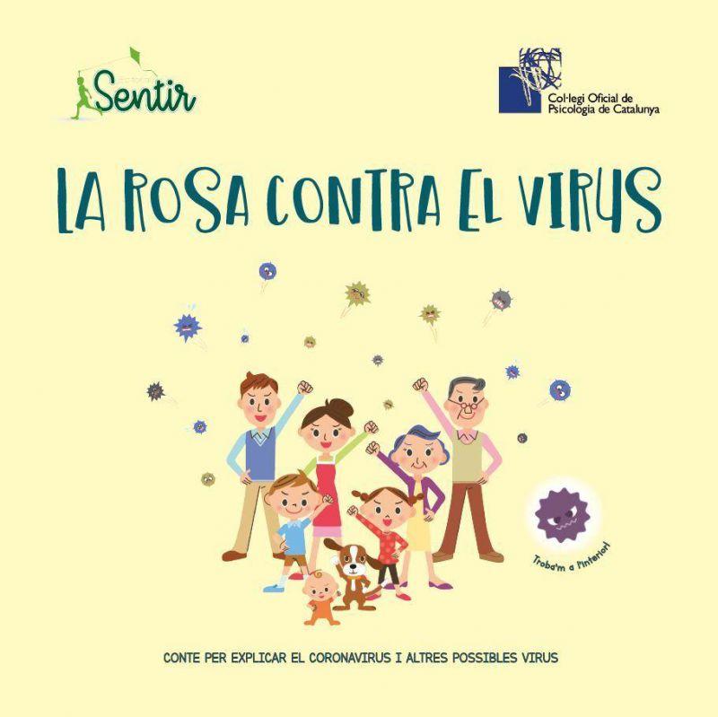 Un conte per explicar el coronavirus a les nenes i nens