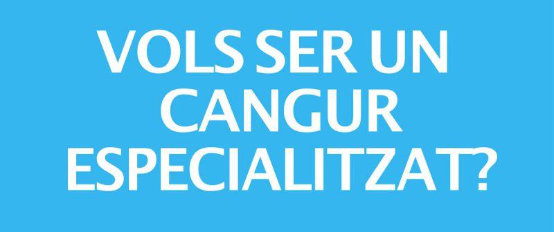 Formació Cangurs especialitzats febrer 2020